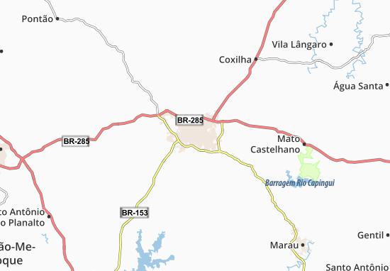 Mappe-Piantine Passo Fundo