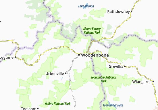 Woodenbone Map