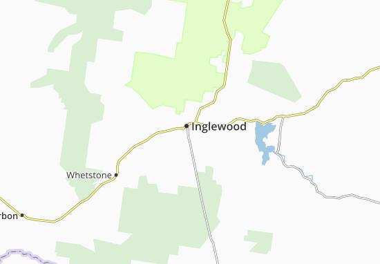 Inglewood Map