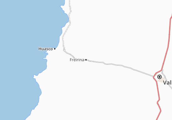 Mapas-Planos Freirina