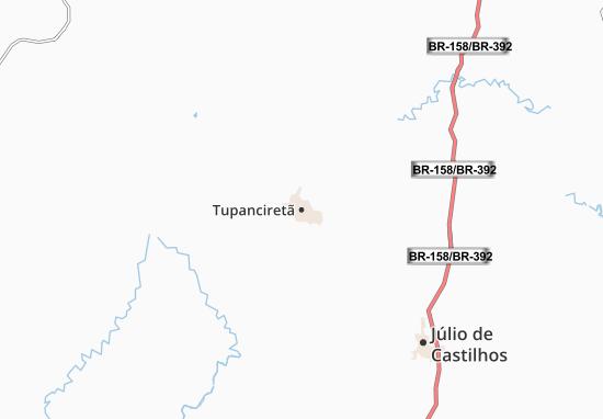 Mapas-Planos Tupanciretã