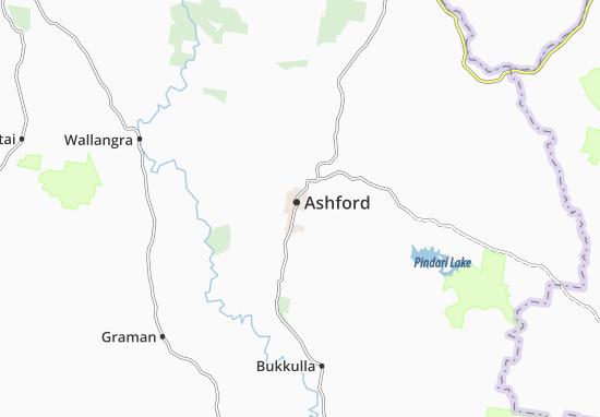 Ashford Map