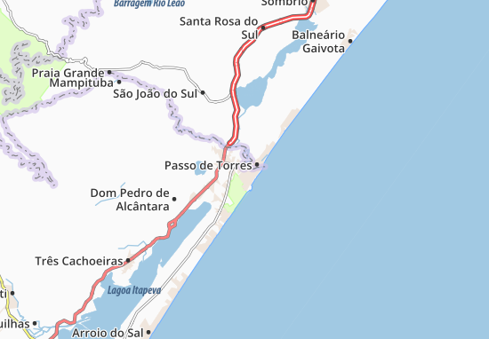 Mapas-Planos Torres