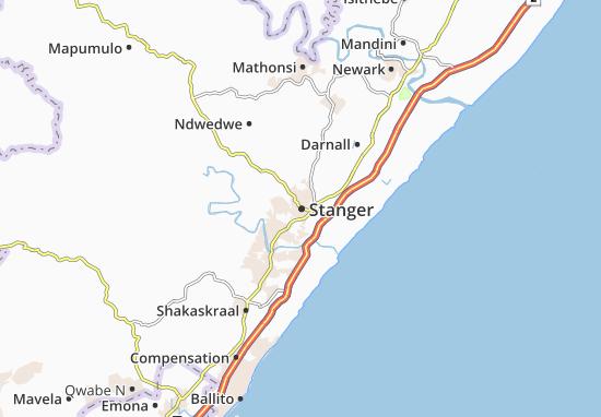 Stanger Map