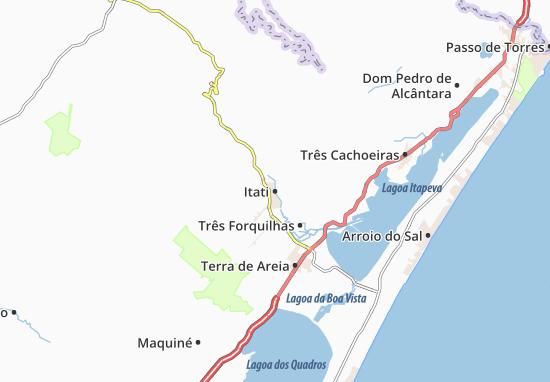 Itati Map
