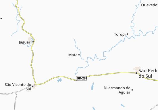 Mappe-Piantine Mata