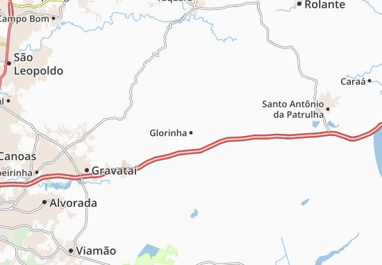 Carte-Plan Glorinha