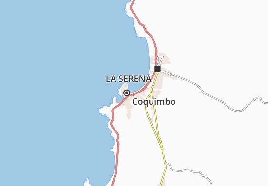 Coquimbo Map
