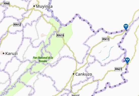 Mappe-Piantine Kigamba
