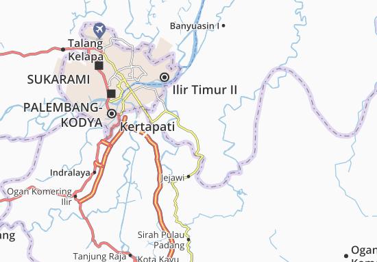 Mapas-Planos Rambutan