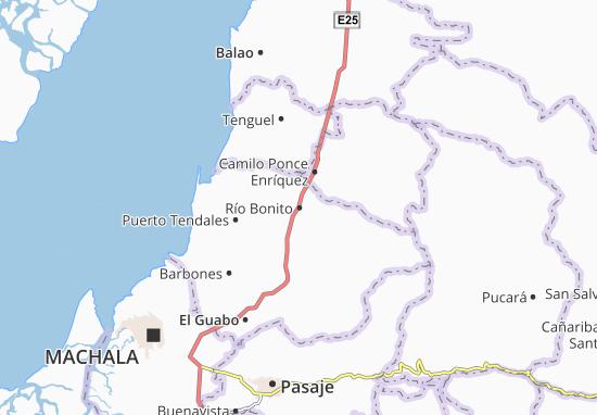 Mappe-Piantine Río Bonito