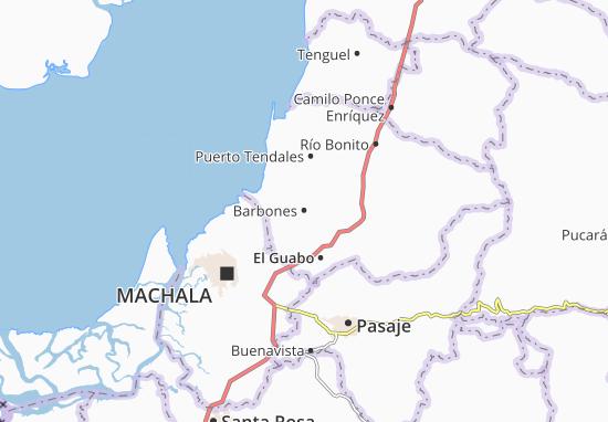 Barbones Map