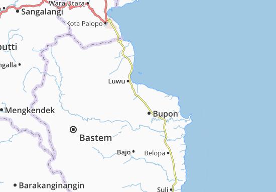 Mapas-Planos Luwu