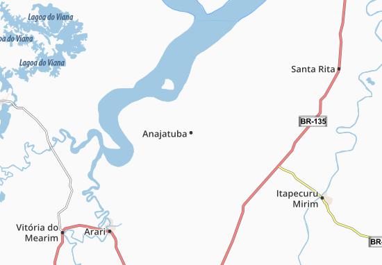 Carte-Plan Anajatuba