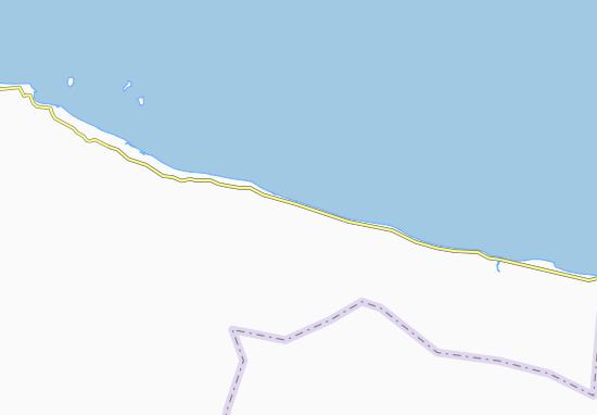 Carte-Plan Yakamul