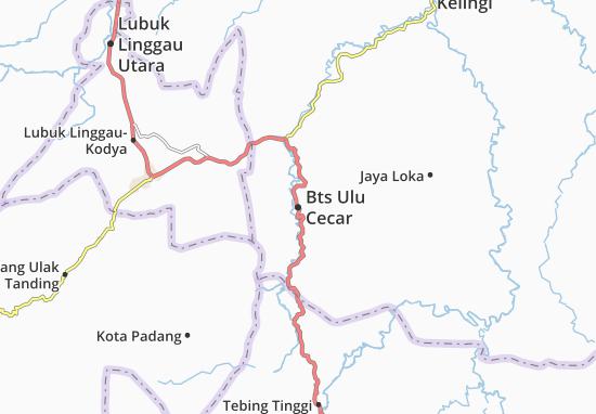 Bts Ulu Cecar Map