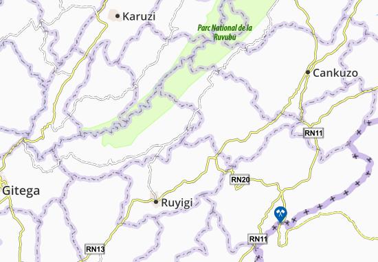 Mapas-Planos Kayongozi