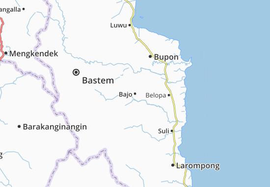 Bajo Map