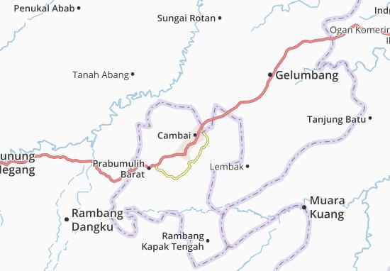 Cambai Map