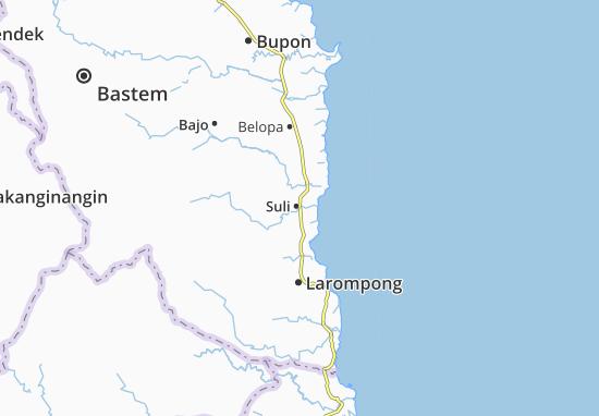 Mappe-Piantine Suli