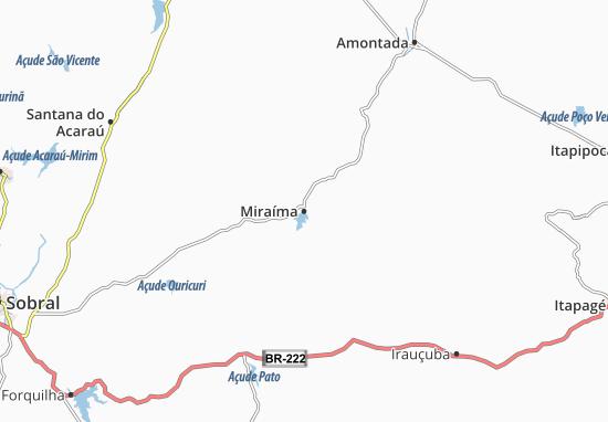 Mappe-Piantine Miraíma