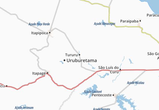 Tururu Map