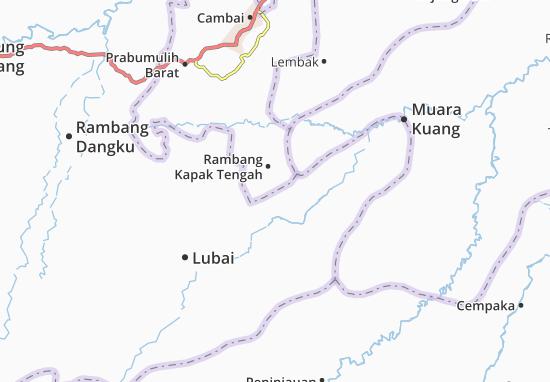 Rambang Kapak Tengah Map