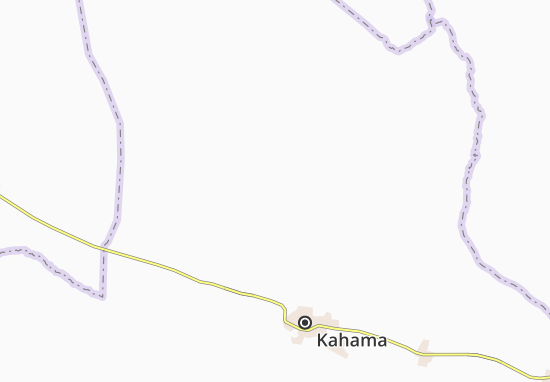 Mapa Plano Busangi