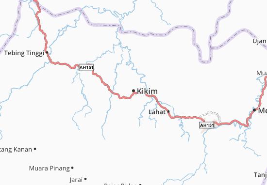Kikim Map