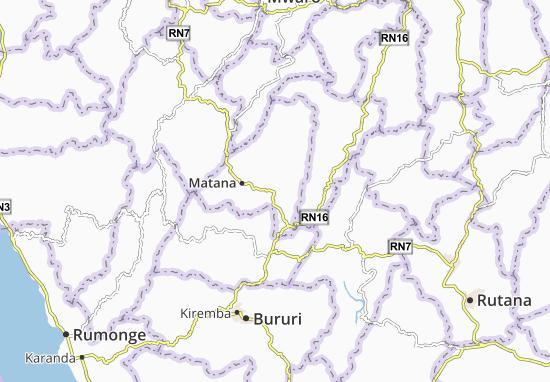 Mappe-Piantine Butwe