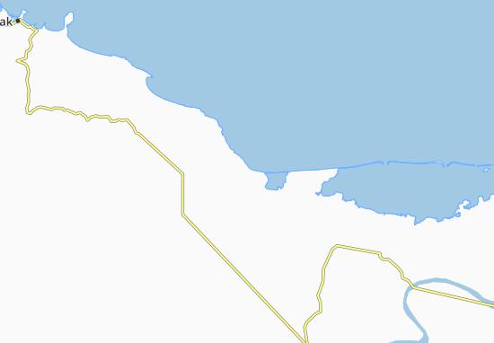 Mapa Plano Kaup