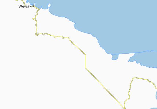 Mapa Plano Tring