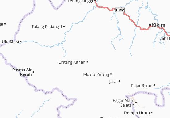 Lintang Kanan Map
