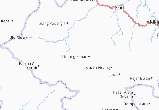 Pendopo Map