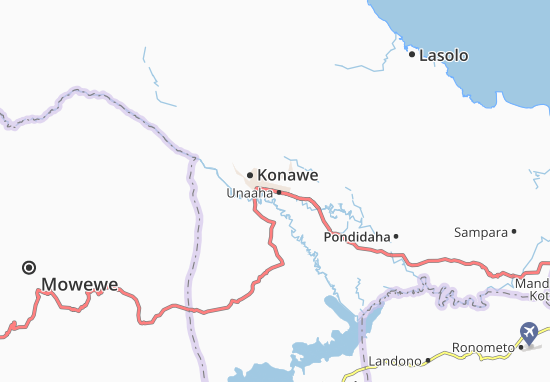 Konawe Map