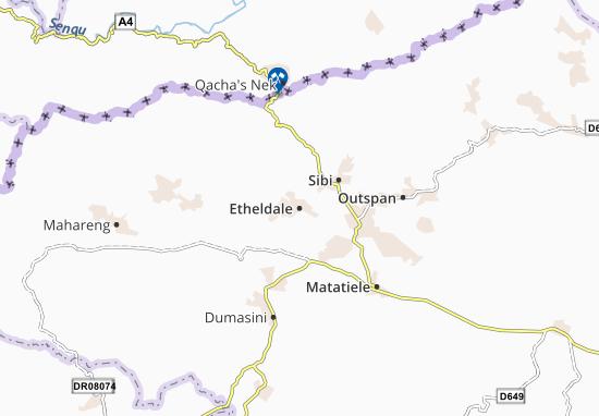 Etheldale Map