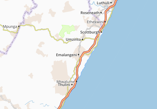Mappe-Piantine Emalangeni