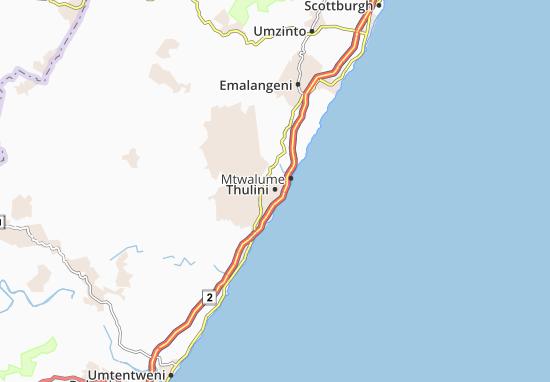 Thulini Map