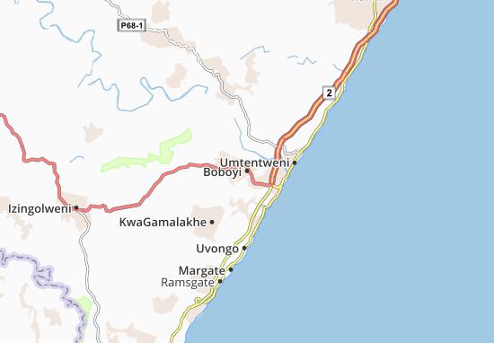 Boboyi Map