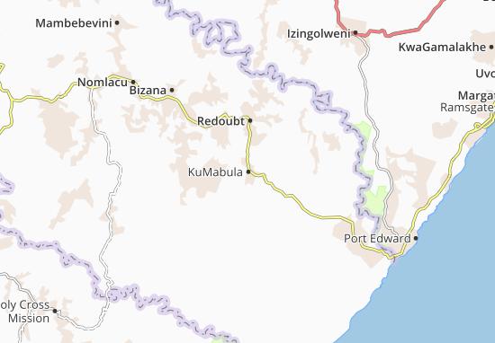 KuMabula Map