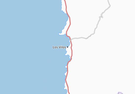 Mapas-Planos Los Vilos