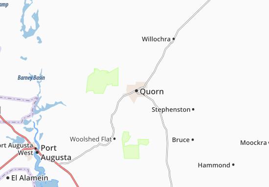 Mappe-Piantine Quorn