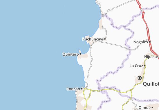 Mapas-Planos Quintero