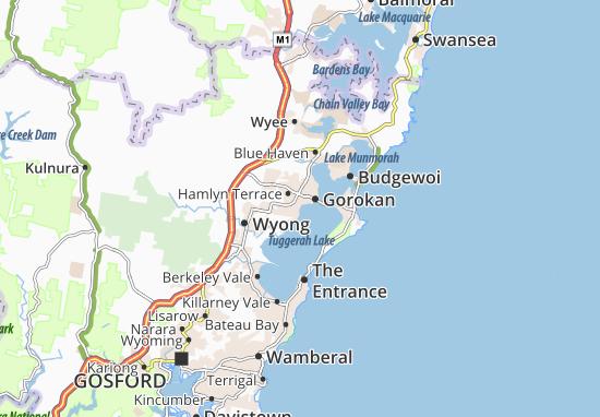 Mappe-Piantine Gorokan