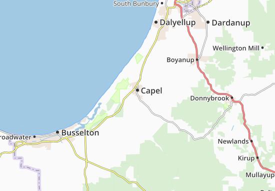 Capel Map