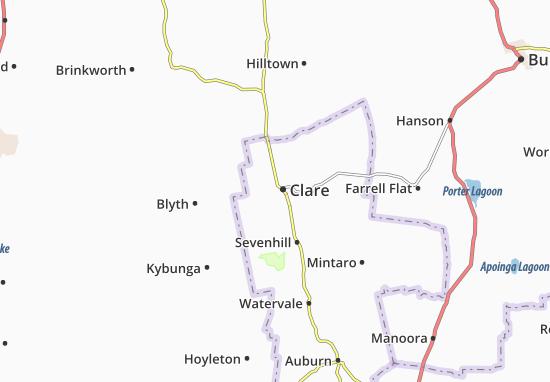 Mappe-Piantine Clare