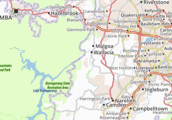 Wallacia Map