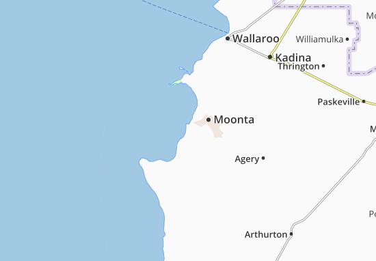 Mappe-Piantine Port Hughes
