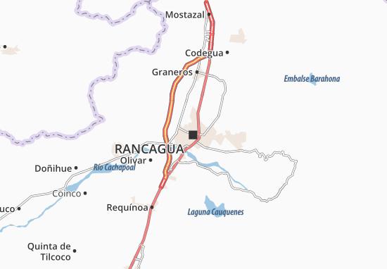 Rancagua Map