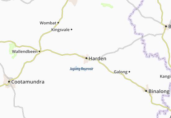 Harden Map